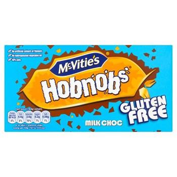 McVitie's Gluten Free Chocolate Hobnobs Biscuits 150g