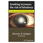 Benson & Hedges New Dual 20 Cigarettes