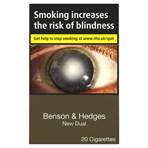 Benson & Hedges New Dual 20 Cigarettes