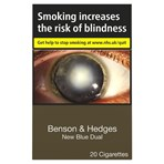 Benson & Hedges New Blue Dual 20 Cigarettes