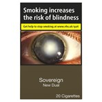 Sovereign New Dual 20 Cigarettes