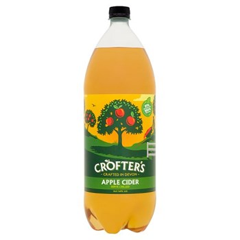 Crofter's Apple Cider 2L