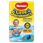 Huggies® Little Swimmers® Swim Pants Size 5-6 12kg-18kg, 26lb-40lb 11 Pants