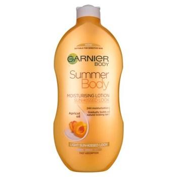 Garnier Summer Body Hydrating Gradual Tan Moisturiser Light 400ml