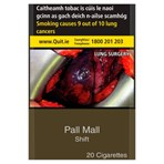 Pall Mall Shift KS 20 Cigarettes
