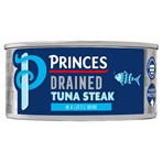 Princes Drained Tuna Steak 110g