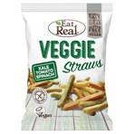 Eat Real Veggie Straws Kale Tomato Spinach 113g