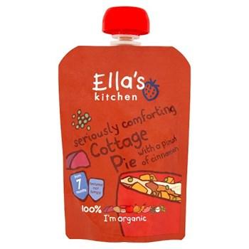 Ella's Kitchen Organic Cottage Pie Baby Pouch 7+ Months 130g