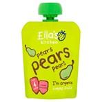 Ella's Kitchen Organic Pears First Tastes Baby Pouch 4+ Months 70g