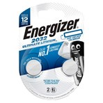 Energizer® CR2032 Ultimate Lithium Batteries 2-Pack