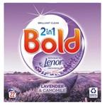 Bold 2in1 Washing Powder Lavender & Camomile 1.43Kg 22 Washes