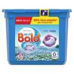 Bold All-in-1 Pods Washing Liquid Capsules Spring Awakening 25 Washes
