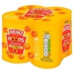 Heinz Hoops 4 x 400g