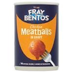 Fray Bentos Chicken Meatballs in Gravy 380g