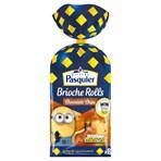 Brioche Pasquier Brioche Rolls Chocolate Chips x 8