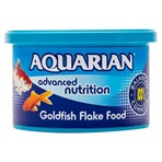 Aquarian Goldfish Food Flakes 50g