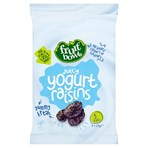 Fruit Bowl Juicy Yogurt Raisins 5 x 25g