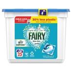 Fairy Non Bio Pods Washing Liquid Capsules 25 Washes
