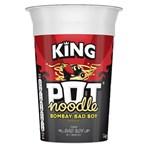 Pot Noodle Bombay Bad Boy King Pot 114 gr