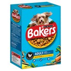 BAKERS ADULT Chicken with Vegetables Dry Dog Food 1.2kg