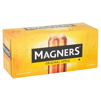 Magners Original Apple Irish Cider 10 x 440ml