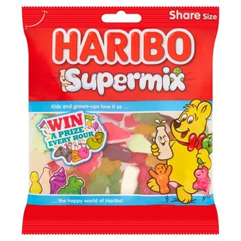 HARIBO Supermix Bag 190g