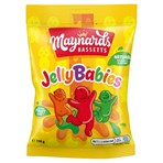 Maynards Bassetts Jelly Babies Sweets Bag 190g