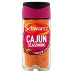 Schwartz Cajun Seasoning 44g Jar