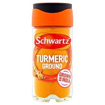 Schwartz Turmeric 37g Jar