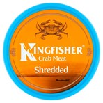 Kingfisher Crab Meat Shredded 145g