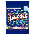 Smarties Milk Chocolate Tube Multipack 38g 4 pack
