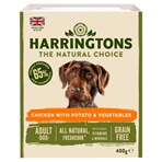Harringtons Chicken & Veg Adult Wet Dog Food 400g