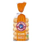 New York Bakery Co. 5 Sesame Bagels