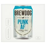 BrewDog Punk Alcohol Free IPA 4 x 330ml