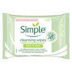 Simple Cleansing Facial Wipes 7 wipes