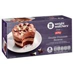 Weight Watchers from Heinz Double Chocolate Brownie 172g