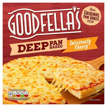 Goodfella's Deep Pan Baked Deliciously Cheesy 421g