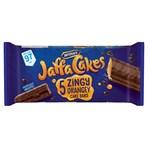 McVitie's Jaffa Cakes 5 Zingy Orangey Cake Bars