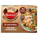 Birds Eye 4 Original Chicken Chargrills 340g