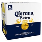 Corona Lager Beer Bottles 12 x 330ml
