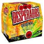 Desperados Tequila Lager Beer 12 x 250ml Bottles