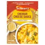 Schwartz Cheddar Cheese Sauce Mix 40g
