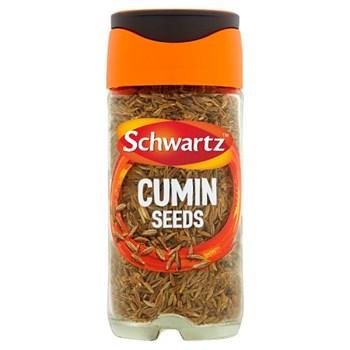 Schwartz Cumin Seeds Jar 35g