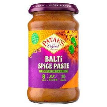 Patak's The Original Balti Spice Paste 283g