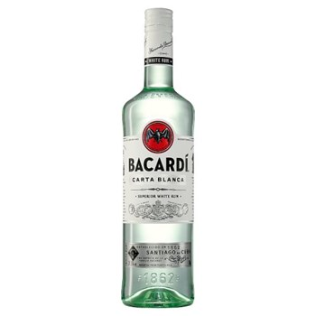 Bacardi Carta Blanca Rum 700ml
