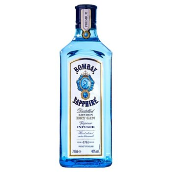 Bombay Sapphire Gin 70cl