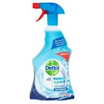 Dettol Power & Pure Antibacterial Disinfectant Bathroom Cleaning Spray 1000ml