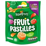 Rowntree's Fruit Pastilles Vegan Friendly Sweets Sharing Pouch 150g