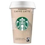 Starbucks Fairtrade Caffè Latte 220ml