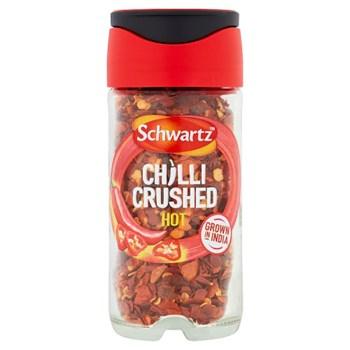 Schwartz Crushed Chilli Jar 29g
